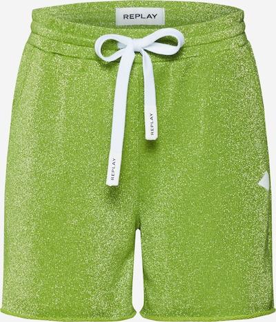 REPLAY Shorts in grün, Produktansicht