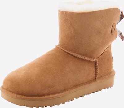 UGG Après-ski 'Mini Bailey Bow II' en beige clair, Vue avec produit