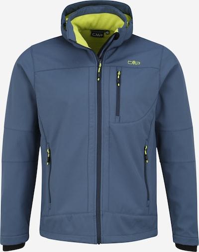 CMP Outdoorová bunda - chladná modrá / limetková, Produkt