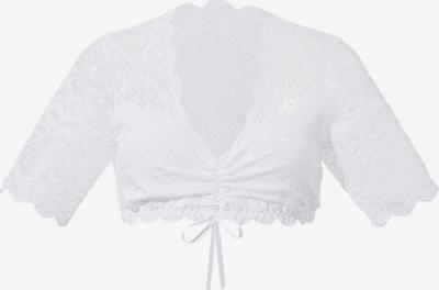 Nina von C. Trachtenbluse in weiß, Produktansicht