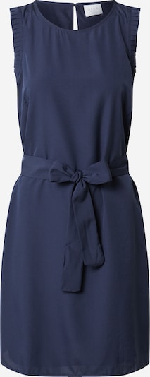 VILA Kleid 'VIALINNIA S/L DRESS/SU' in navy, Produktansicht