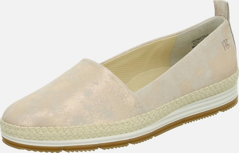 Paul Green Slipper in rosa, Produktansicht