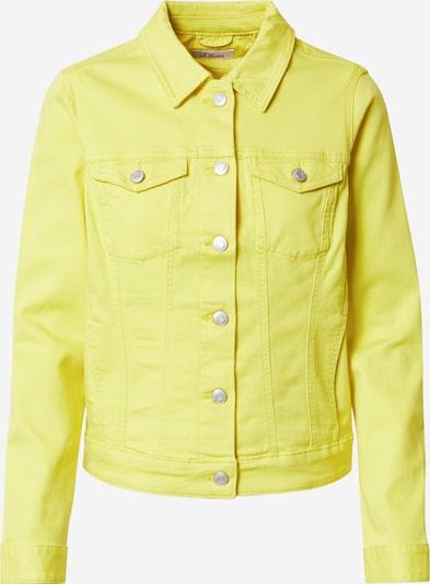 s.Oliver Prijelazna jakna u žuta, Pregled proizvoda