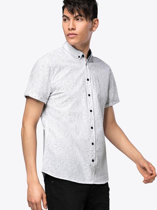 Blend Short-sleeved Shirt Shirt