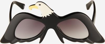 Stella McCartney Saulesbrilles pieejami krēmkrāsas / dzeltens / raibi pelēks / melns, Preces skats