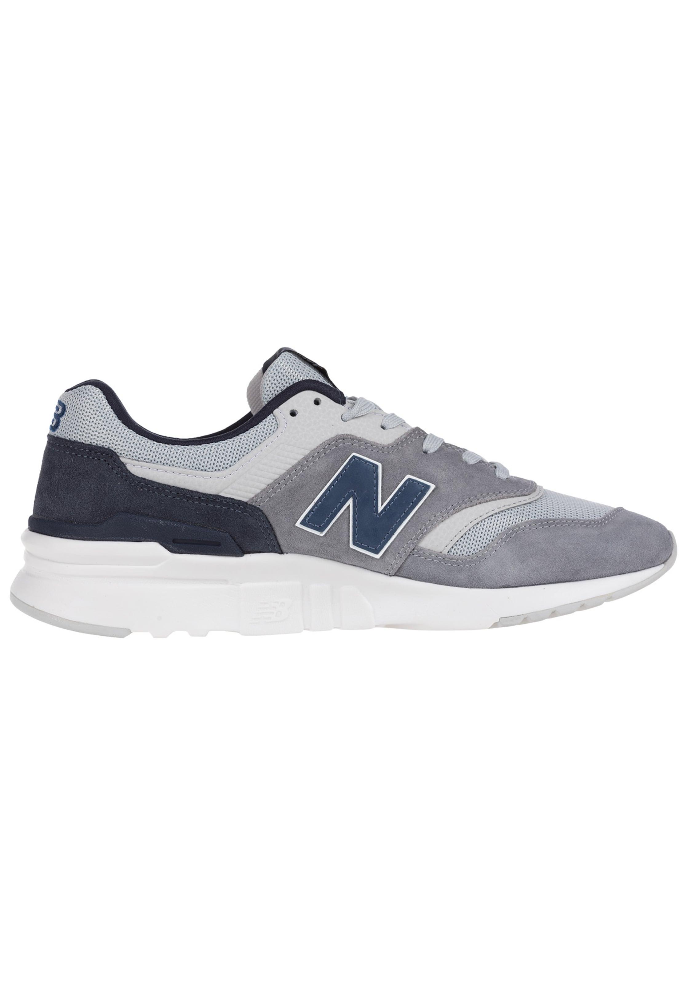 Sneaker In New Dunkelgrau Hellgrau 'cm997' Balance BeigeGrau wPk0On