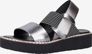 Rapisardi Sandale in Silber