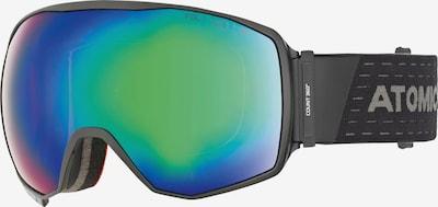 ATOMIC Skibrille 'Count 360° HD' in hellgrün / schwarz, Produktansicht