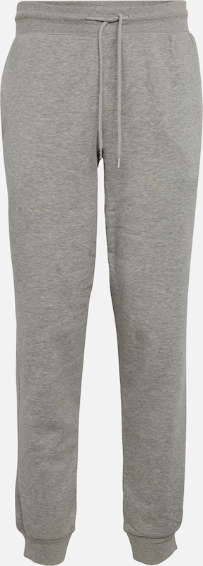 Urban Classics Sweatpants in graumeliert: Frontalansicht