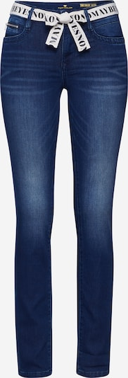 TOM TAILOR Jeanshosen Alexa Slim Jeans in blue denim, Produktansicht