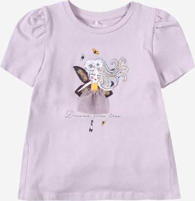 NAME IT Shirt 'JANES' in lila / mischfarben, Produktansicht