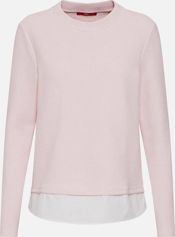 oliver Label Red S En RoseBlanc shirt T Y7bgvf6Iy