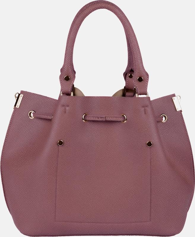 heine Tasche in zweifarbigkeit