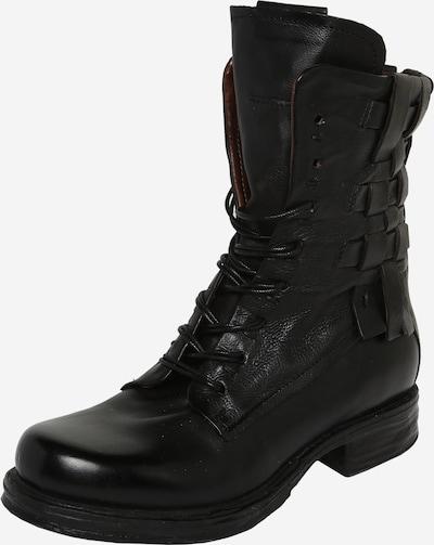 A.S.98 Stiefelette 'Saintec' in schwarz, Produktansicht