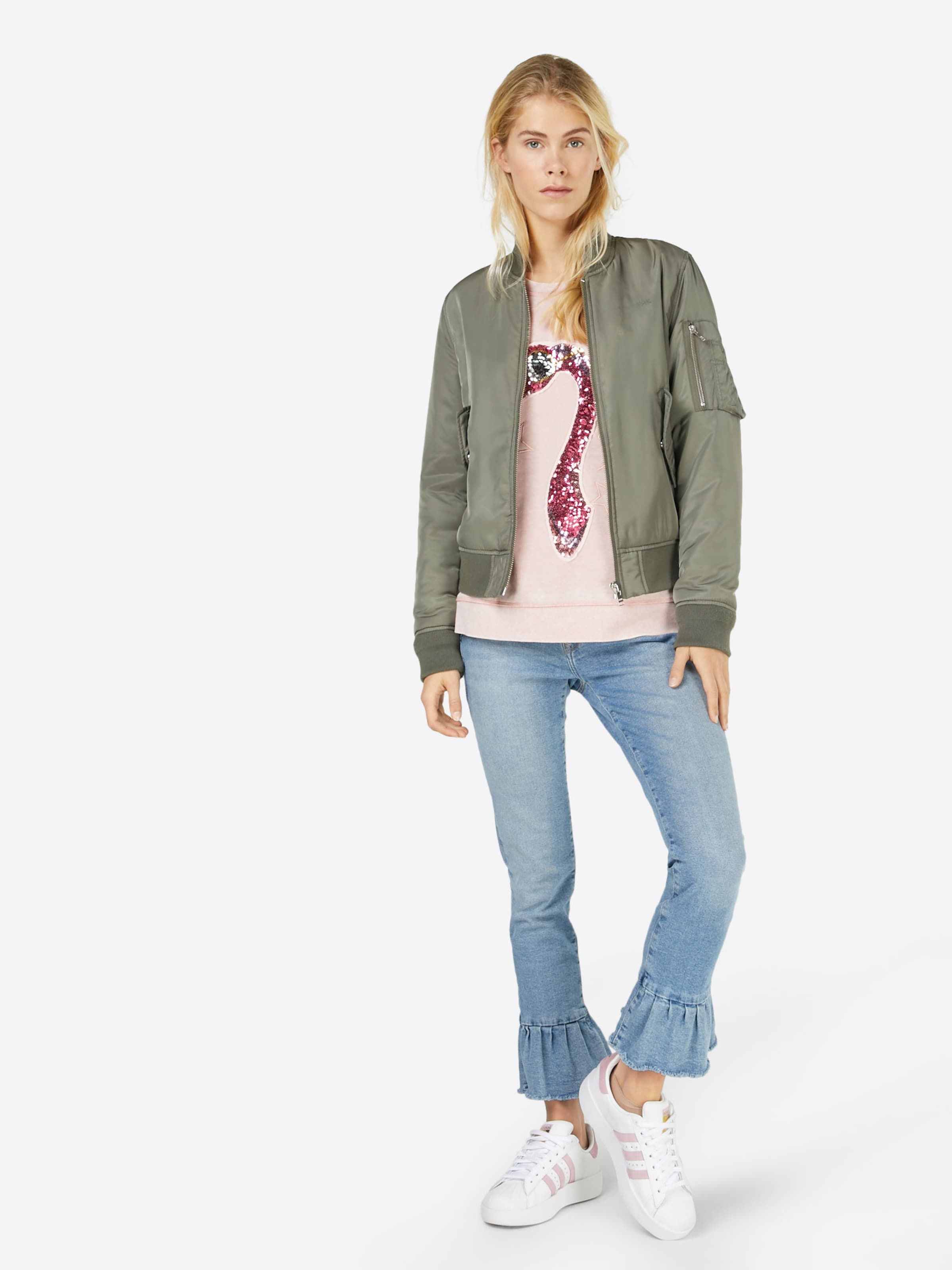 LIEBLINGSSTÜCK Pullover 'Chiara' Günstiger Online-Shop Billig Verkaufen Hochwertige z1YbCmFpDo
