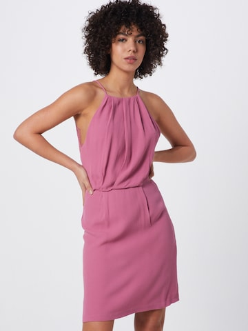 Samsoe Samsoe Kokteilikleit 'Willow', värv roosa