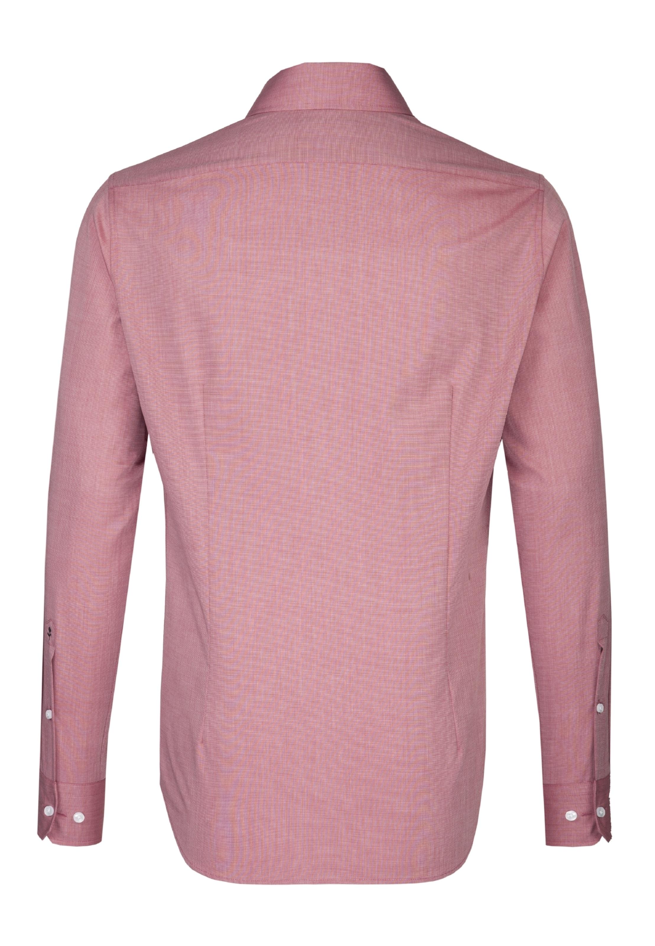 Seidensticker Business Hemd 'tailored' Rot In vnN8wOm0