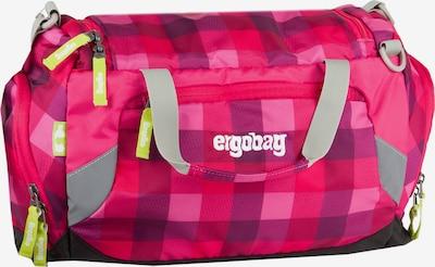 ergobag Sporttasche in lila / pink, Produktansicht