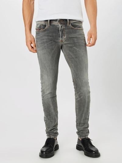 DIESEL Džíny 'SLEENKER-X' - šedá džínová, Model/ka