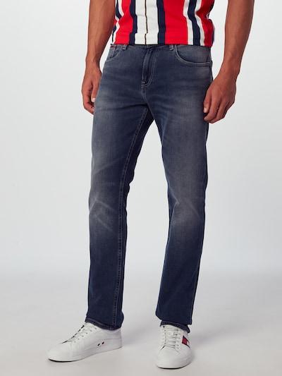 Tommy Jeans Jean 'RYAN' en noir denim, Vue avec modèle