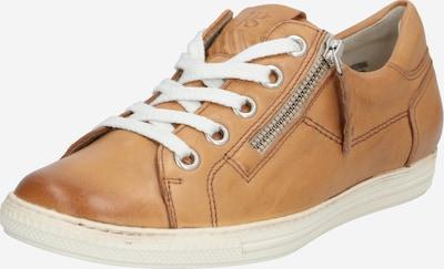Paul Green Sneaker in braun / weiß, Produktansicht