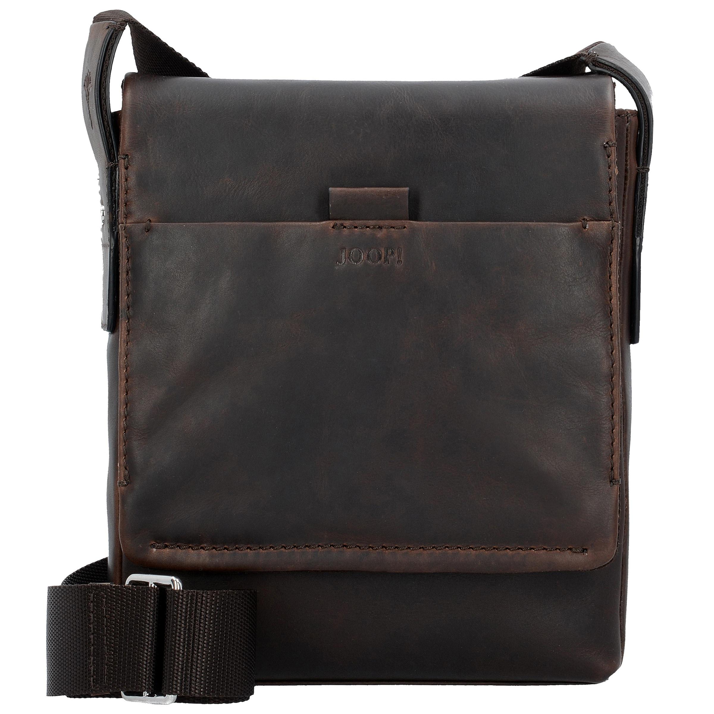 Billige Versorgung Sehr Günstig JOOP! 'Bonola' Mini Bag Umhängetasche Leder 20 cm Sneakernews Zum Verkauf Verkauf Erstaunlicher Preis Günstiger Online-Shop 6NsvSMiCO6