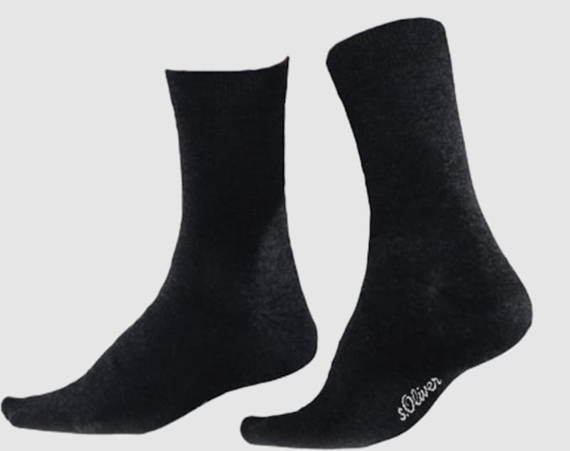 s.Oliver RED LABEL Packung: Socken, s.Oliver (7 Paar)