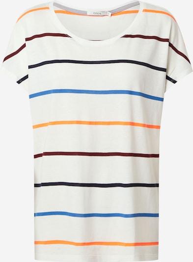 CECIL Paita värissä sininen / tummanvioletti / punainen / valkoinen, Tuotenäkymä
