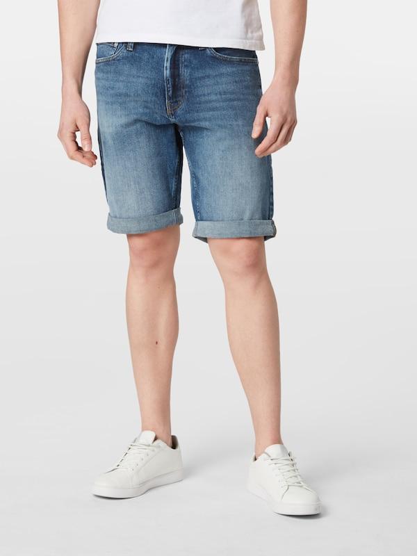 Calvin Jeans En Denim Klein Jean Bleu 5ALq3R4j