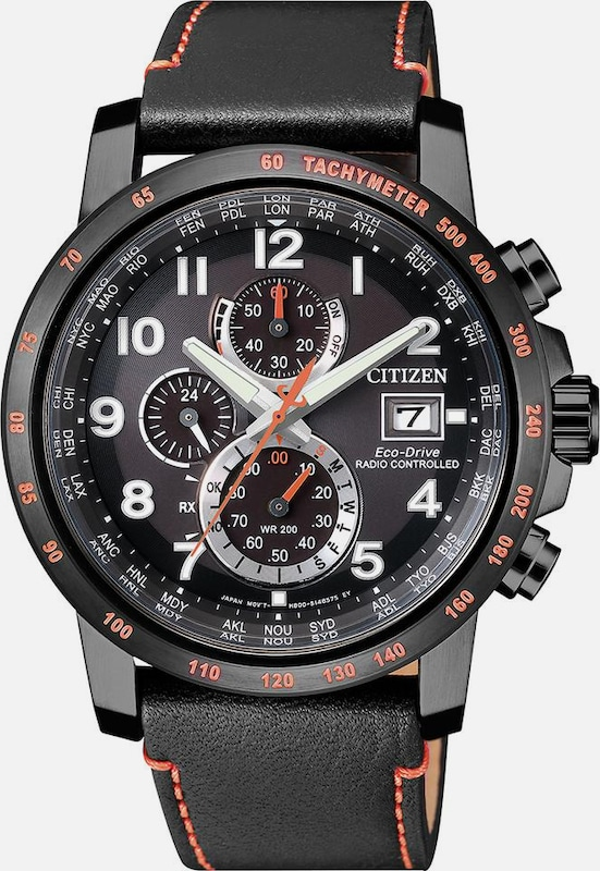CITIZEN Citizen Funkchronograph 'AT8125-05E'
