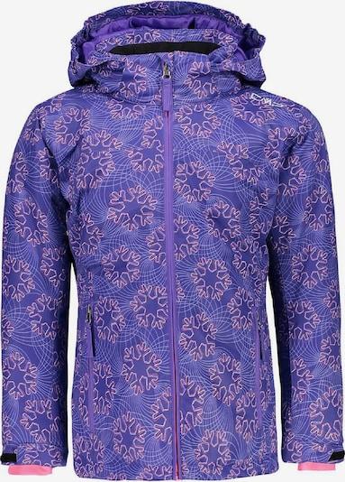 CMP Jacke in lila, Produktansicht