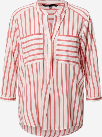 VERO MODA Bluse 'VMERIKA' in pink / weiß, Produktansicht