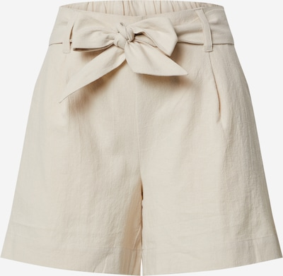 SELECTED FEMME Shorts 'SLFMALVINA MW SHORTS B' in sand, Produktansicht