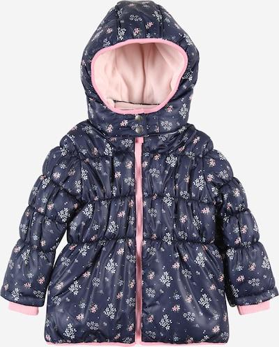 BLUE SEVEN Jacke in nachtblau / pink, Produktansicht