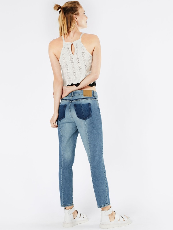 Noisy may Ankle Jeans 'KIM' im Slim-Fit