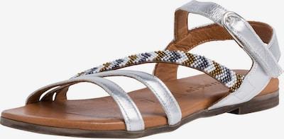 TAMARIS Remienkové sandále - zmiešané farby / strieborná, Produkt