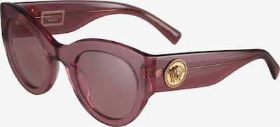 VERSACE Sonnenbrille in rosa / transparent, Produktansicht