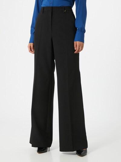 Fabienne Chapot Spodnie 'Puck' w kolorze czarnym, Podgląd na modelu(-ce)