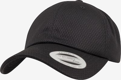 Flexfit Cap 'Honeycomb Dad Cap' in schwarz, Produktansicht