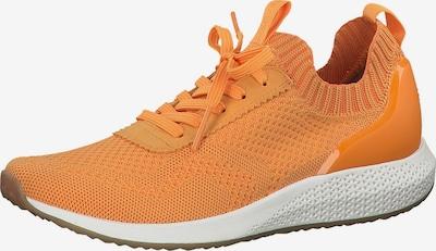 Tamaris Fashletics Sneaker in hellorange, Produktansicht