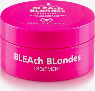 Lee Stafford Haarmaske 'Bleach Blondes' in weiß, Produktansicht