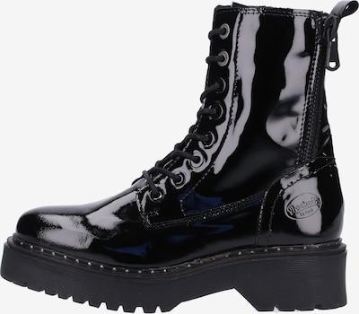 Dockers by Gerli Bottines à lacets en noir, Vue avec produit