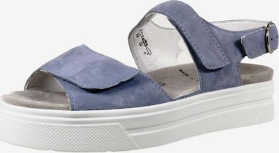 SEMLER Sandalen in hellblau, Produktansicht