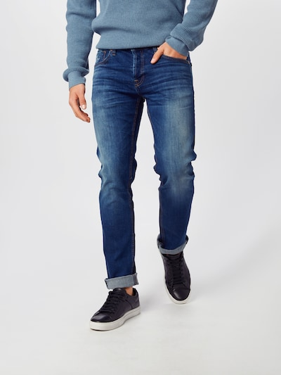 LTB Jeans 'PAUL D' in blue denim, Modelansicht