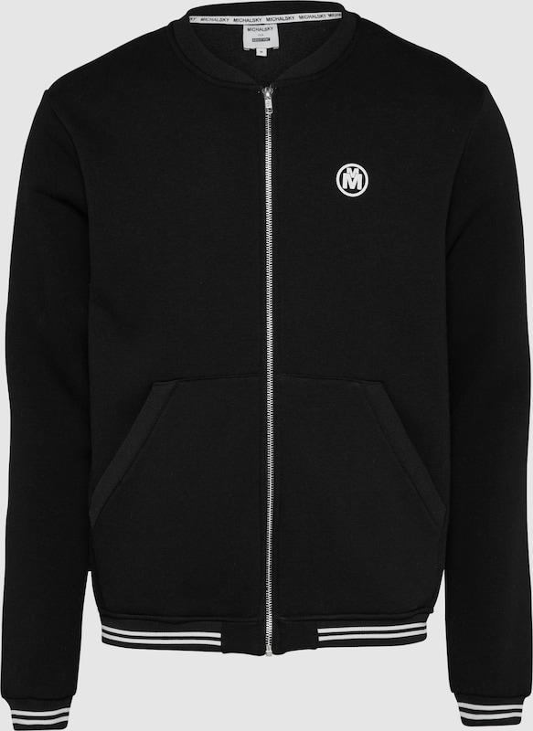 MICHALSKY FOR    Jacket 'Till' in schwarz  Bequem und günstig f7f197