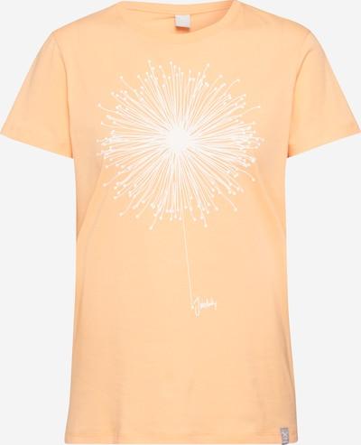 Iriedaily T-Krekls 'Blowball' pieejami aprikožu, Preces skats