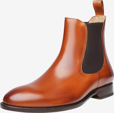 SHOEPASSION Boots Rahmengenäht 'No. 634' in braun, Produktansicht