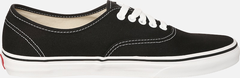 Baskets Noir En Basses 'authentic' Vans 54AL3Rj