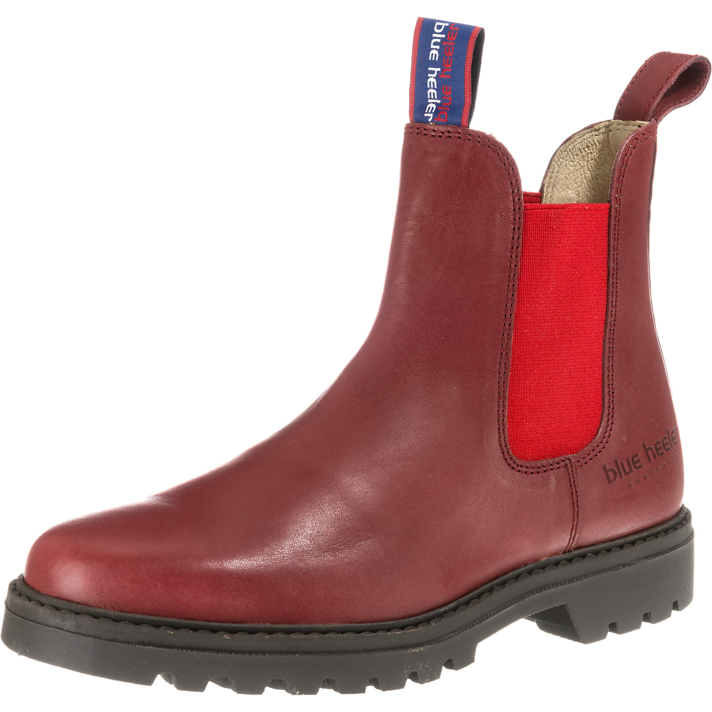 Weiß In Pastellrot Blue Rot Neonrot Heeler 'meryl' BlaumeliertBasaltgrau Chelsea Boots F3lc5TK1uJ