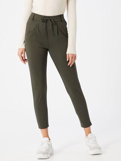ONLY Hose in dunkelgrün, Modelansicht